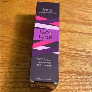 NWT Tarte Face Tape Foundation